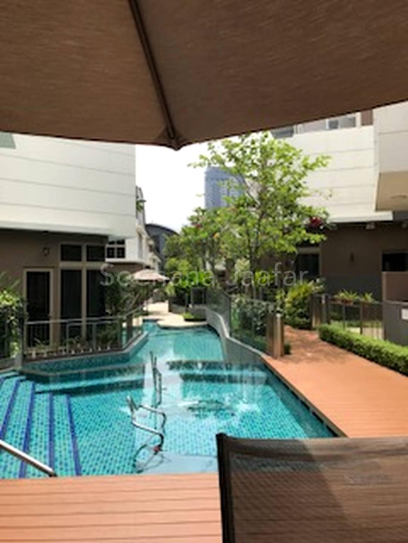 Pool Access Unit
