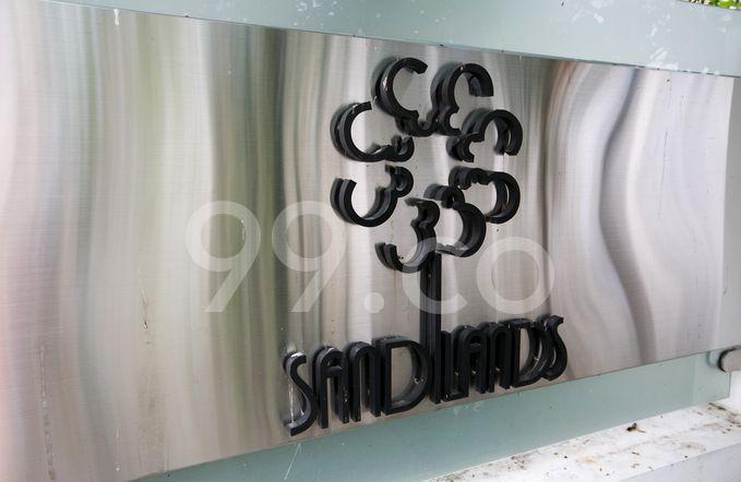 3 @ Sandilands 3 @ Sandilands - Logo