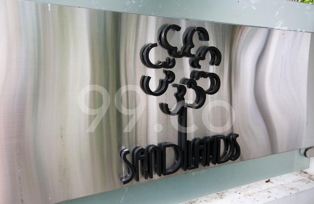3 @ Sandilands  Logo