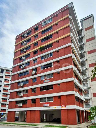 HDB-Hougang Block 423 HDB-Hougang