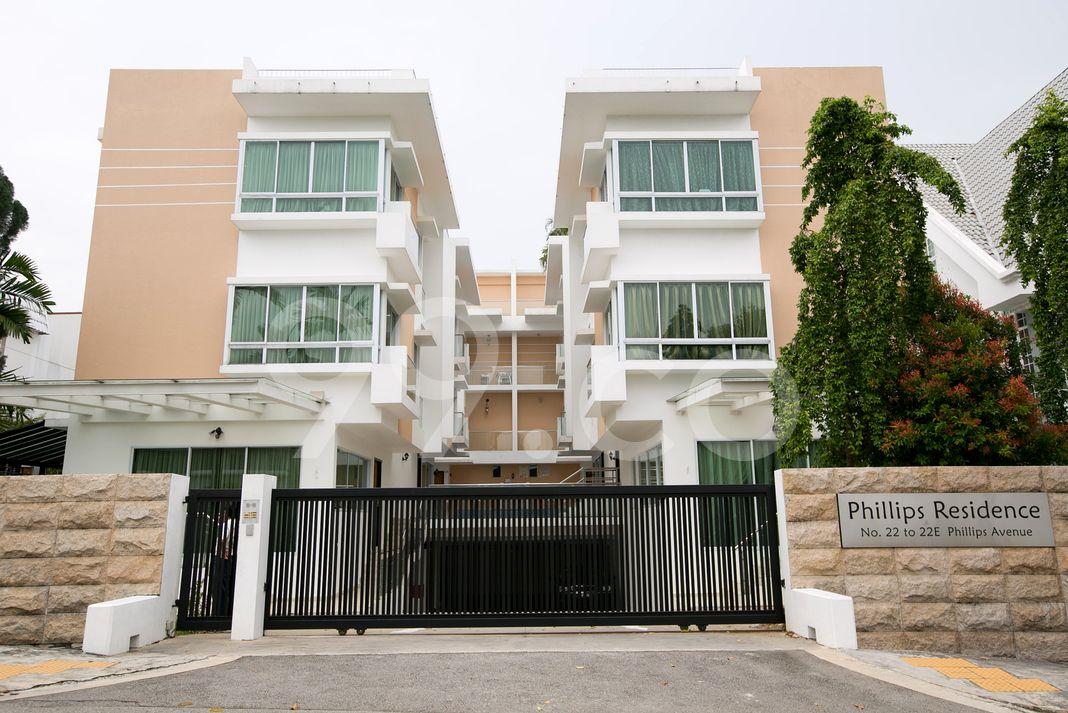Phillips Residence  Elevation