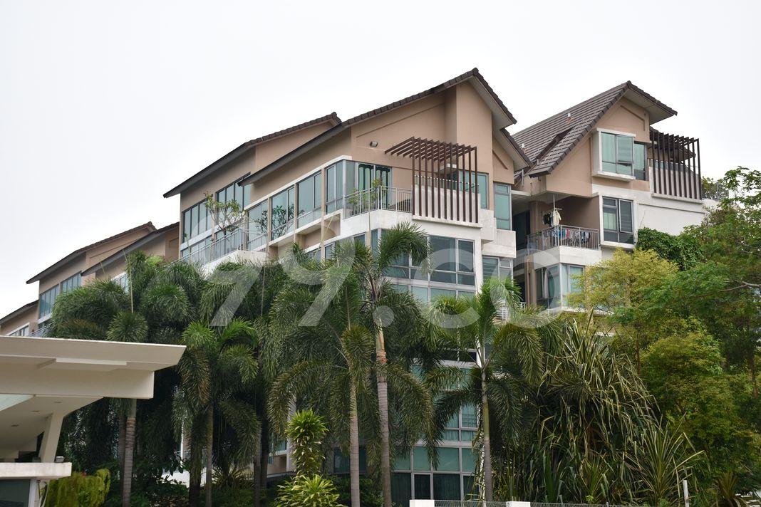 Clementiwoods Condominium  Elevation