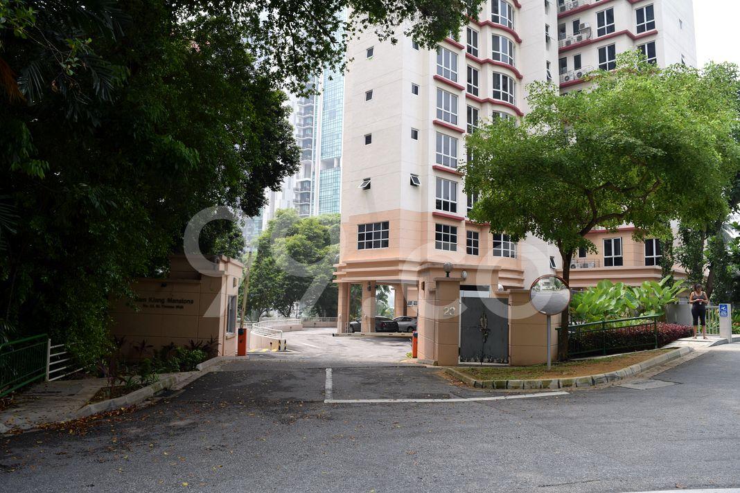 Sam Kiang Mansions  Elevation