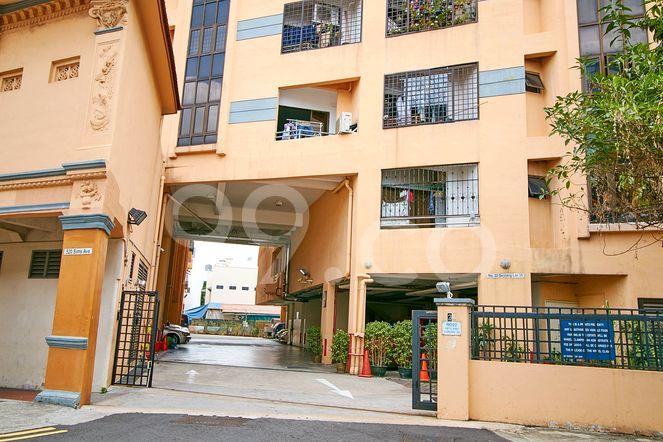 Fuyuen Court Fuyuen Court - Entrance