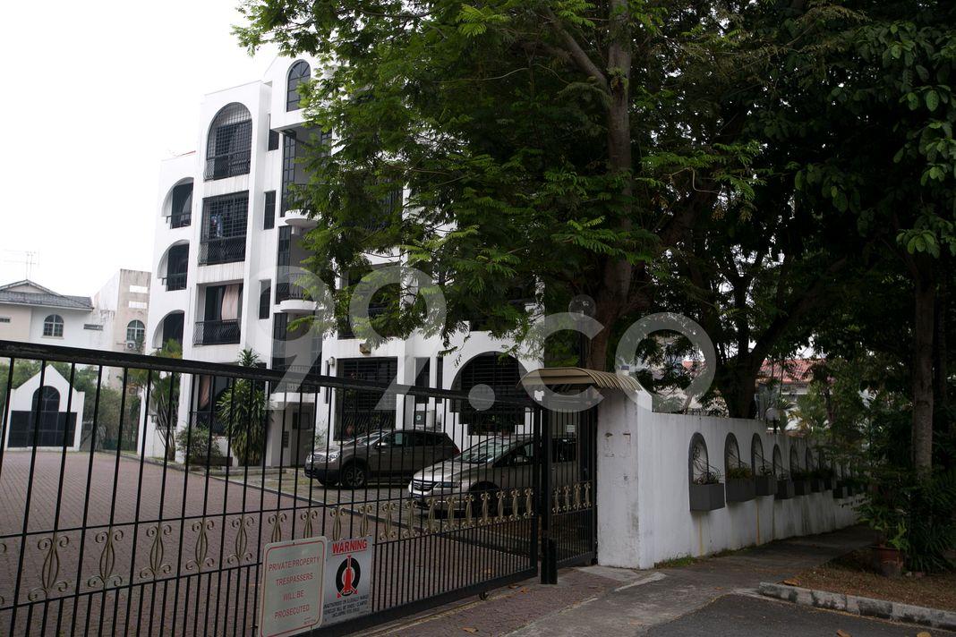 Casa Espania  Entrance