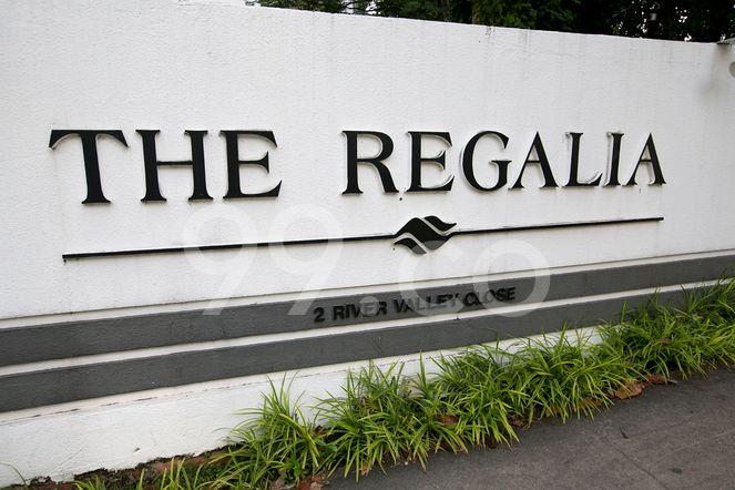 The Regalia The Regalia - Logo