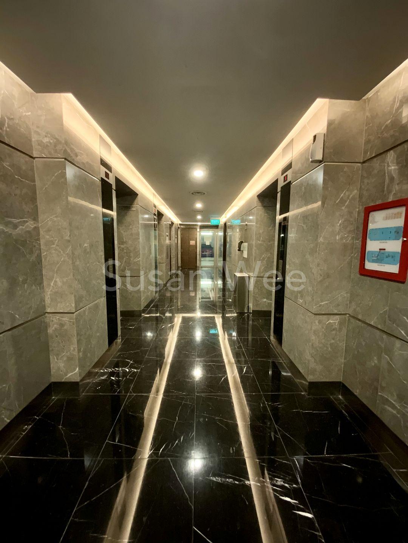 Lobby at Level 2