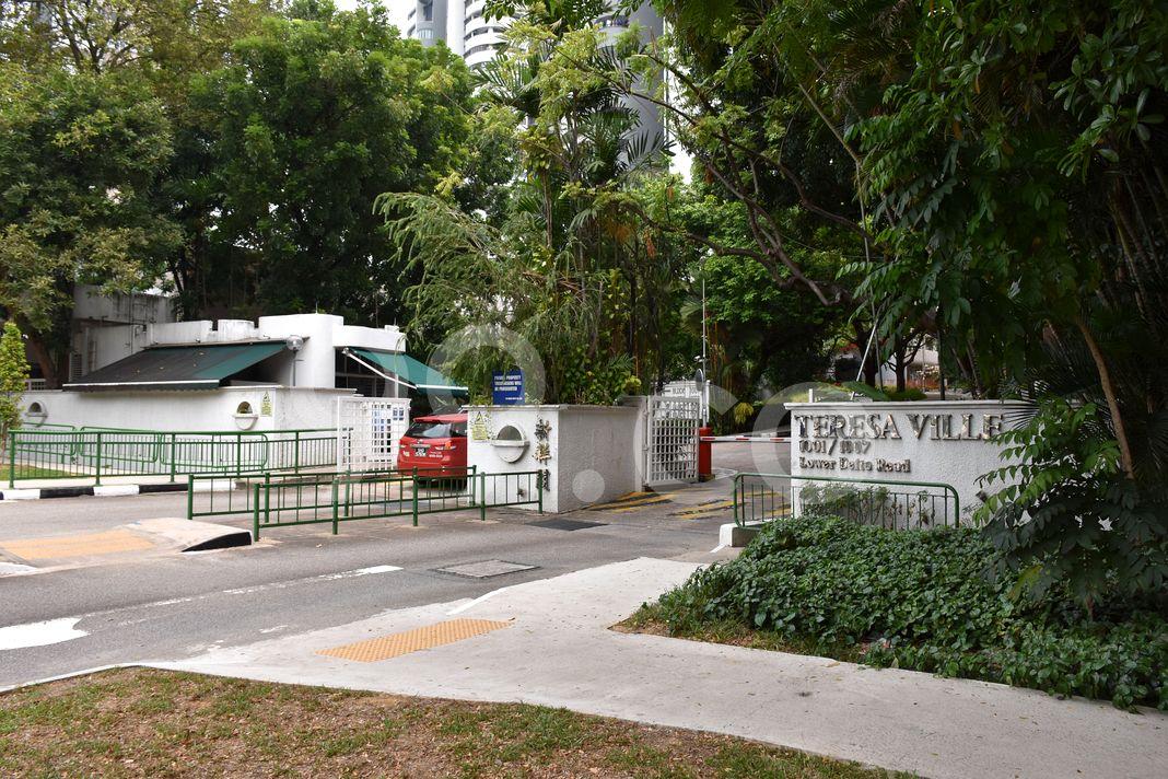Teresa Ville  Entrance