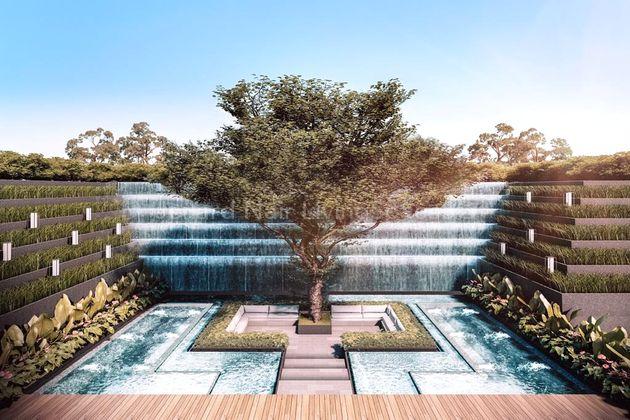Water Feature Centrepiece