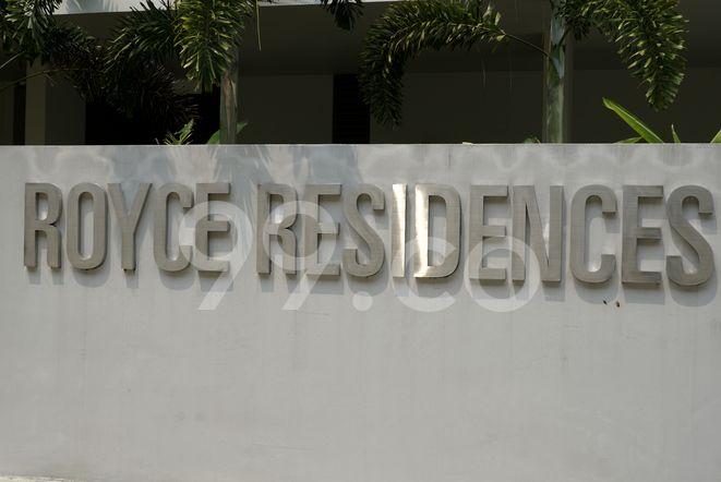 Royce Residences Royce Residences - Logo