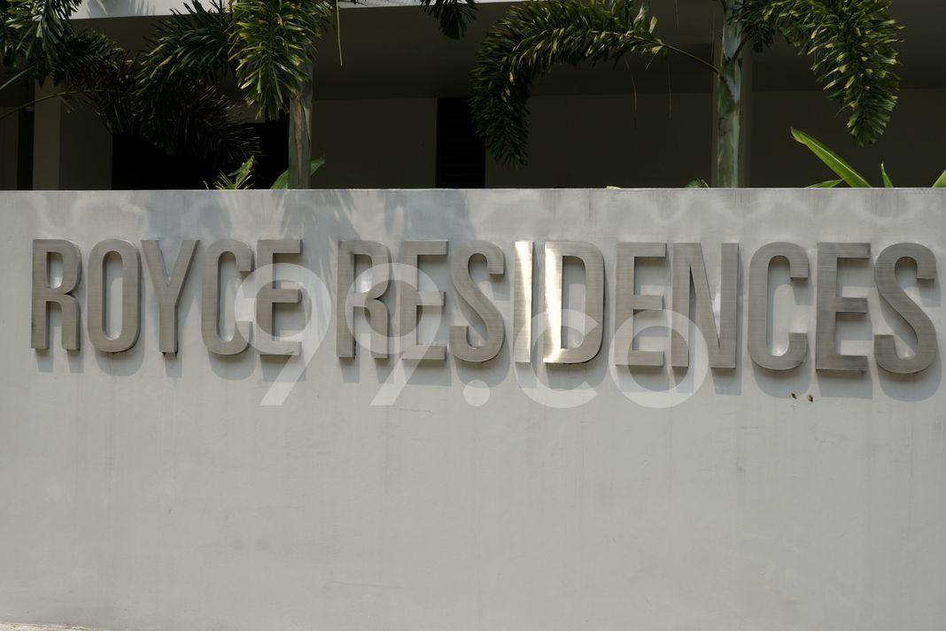 Royce Residences  Logo
