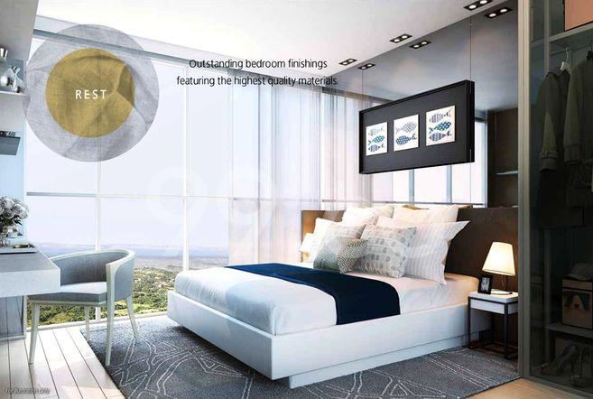 The Santorini Bedroom