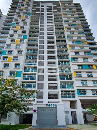 Fernvale Vista Block 443A Fernvale Vista