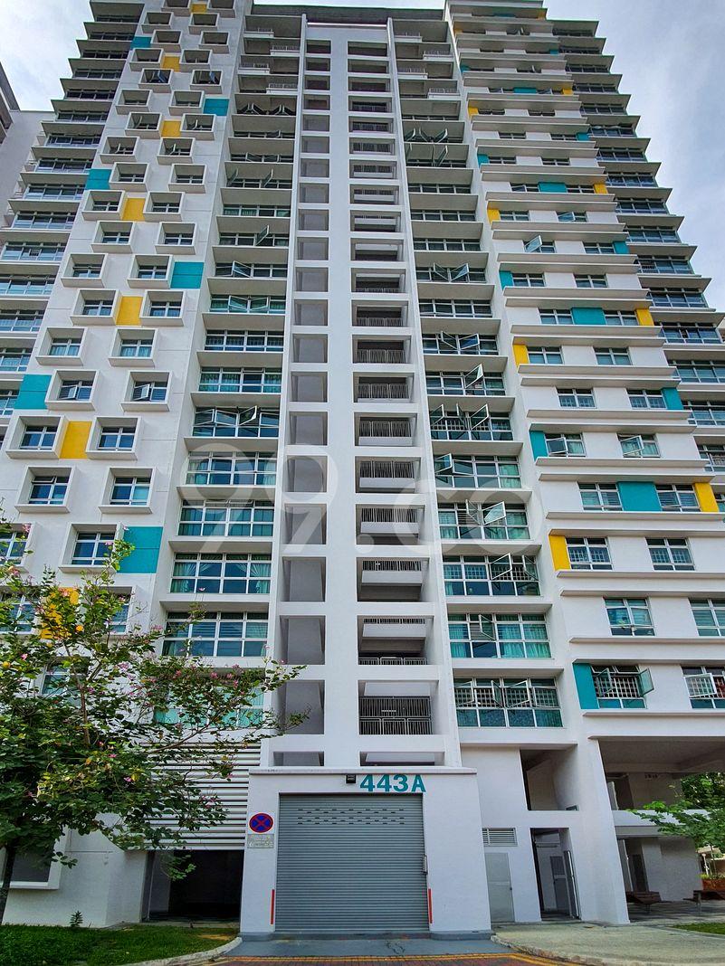 Block 443A Fernvale Vista
