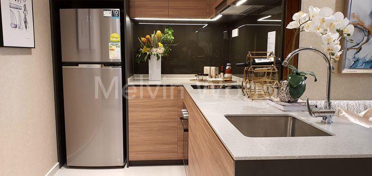 Decent sized kitchen
