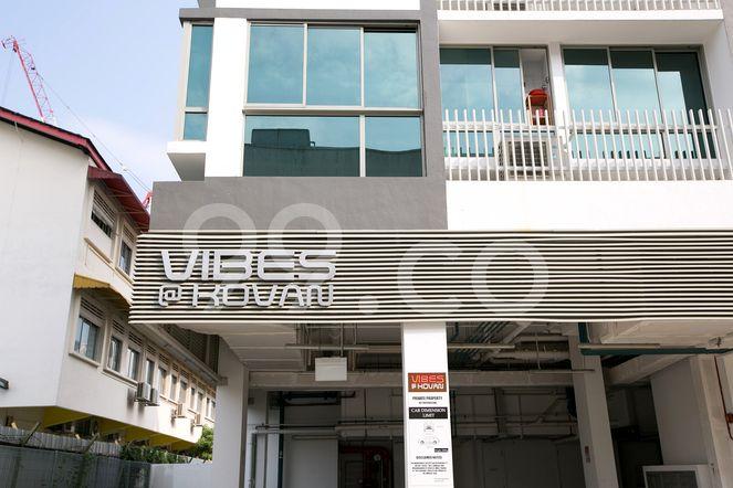 Vibes @ Kovan Vibes @ Kovan - Logo