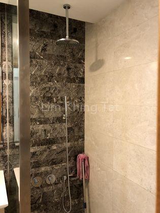 Bathroom - with Rain Shower