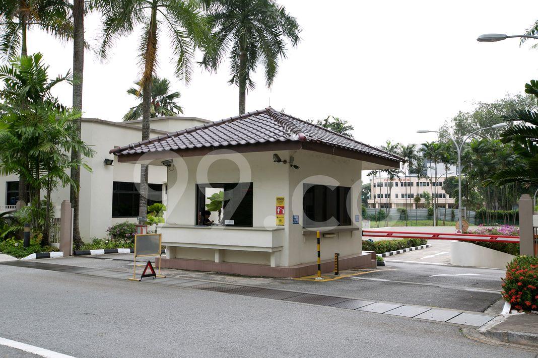 Avon Park  Entrance