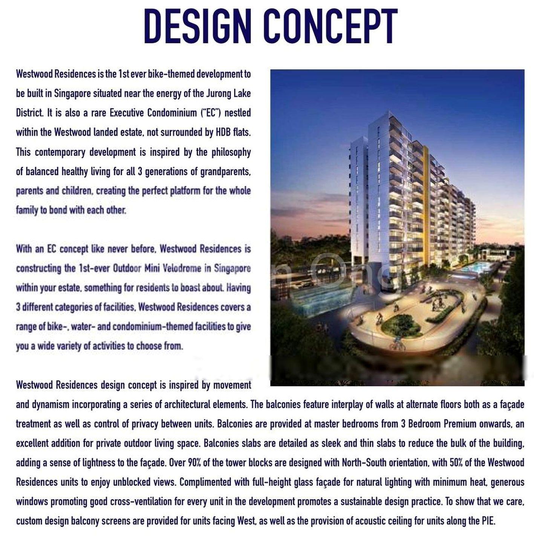 Westwood Residence Designed Concept