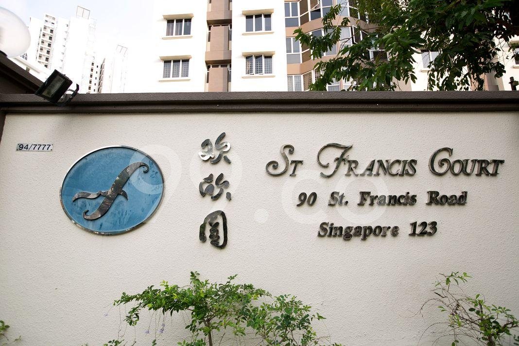 St Francis Court  Logo