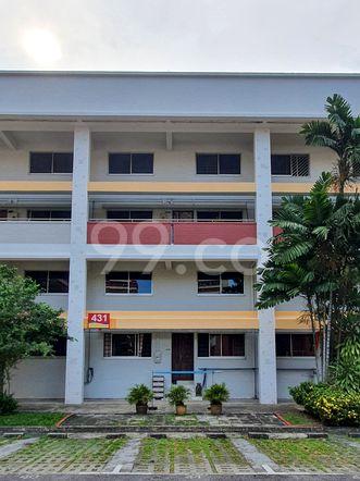 HDB-Hougang Block 431 HDB-Hougang