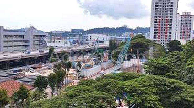 future Cantonment MRT