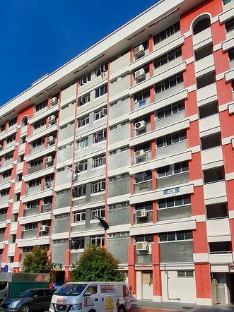HDB-Hougang Block 458 HDB-Hougang