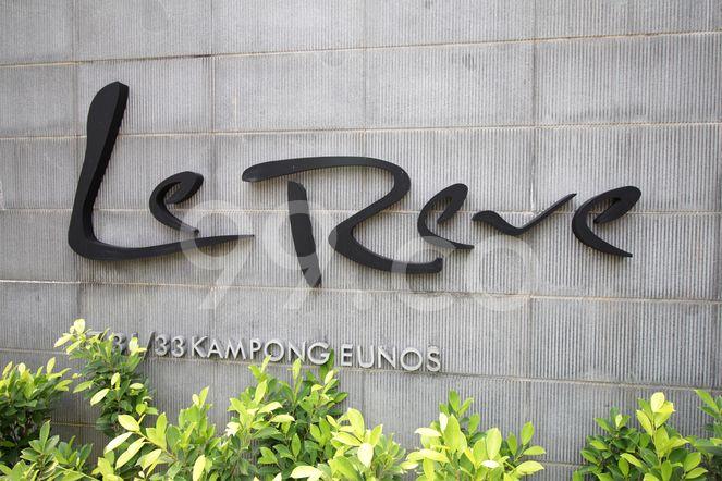 Le Reve Le Reve - Logo