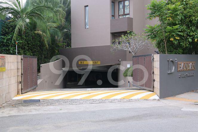 D'banyan D'banyan - Entrance