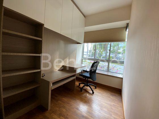 Bedroom B Study room