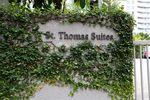 St Thomas Suites - Logo