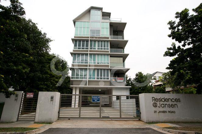 Residences @ Jansen Residences @ Jansen - Elevation