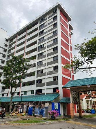 HDB-Hougang Block 123 HDB-Hougang