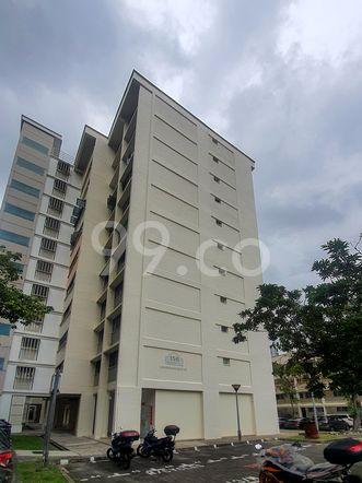 HDB-Hougang Block 156 HDB-Hougang