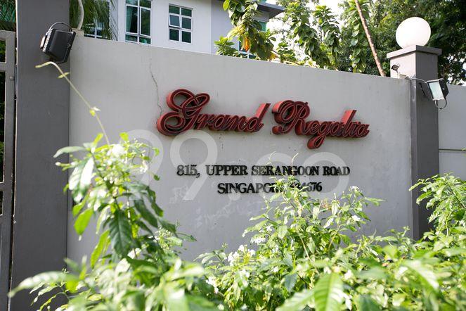 Grand Regalia Grand Regalia - Logo
