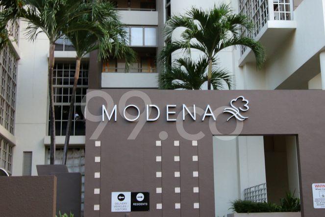 Modena Modena - Logo