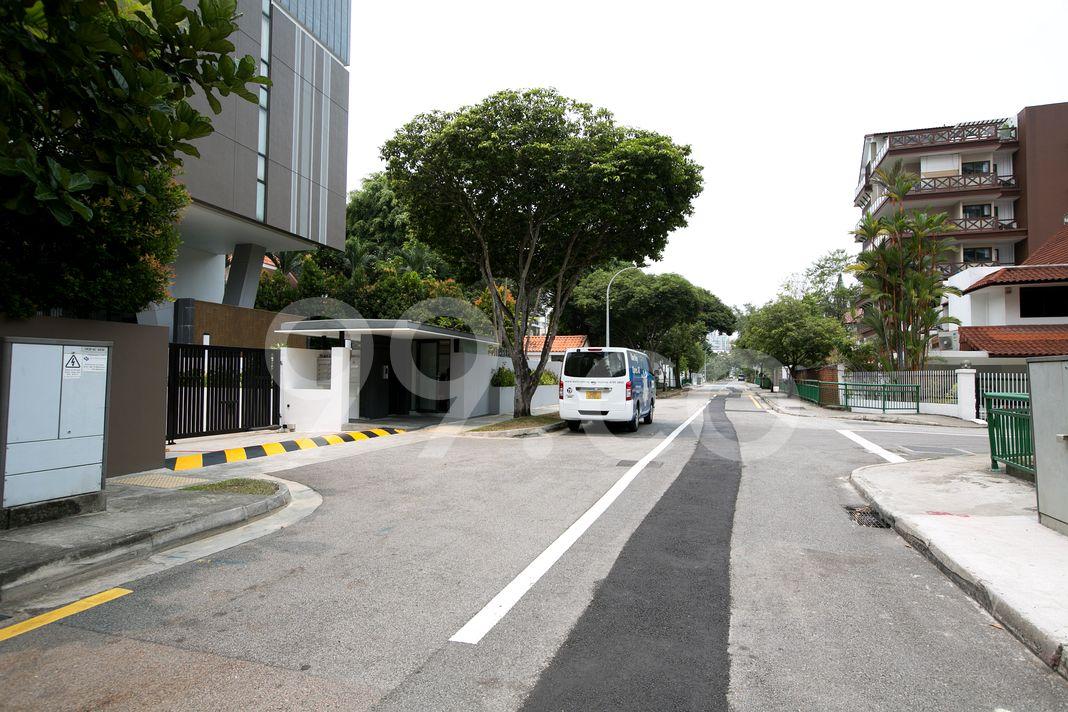 Three Buckley  Street