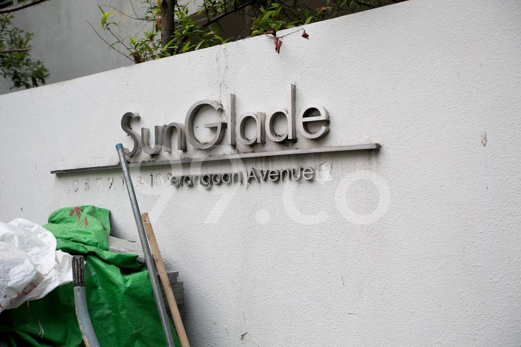 Sunglade  Logo