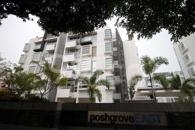 Poshgrove East Poshgrove East - Elevation