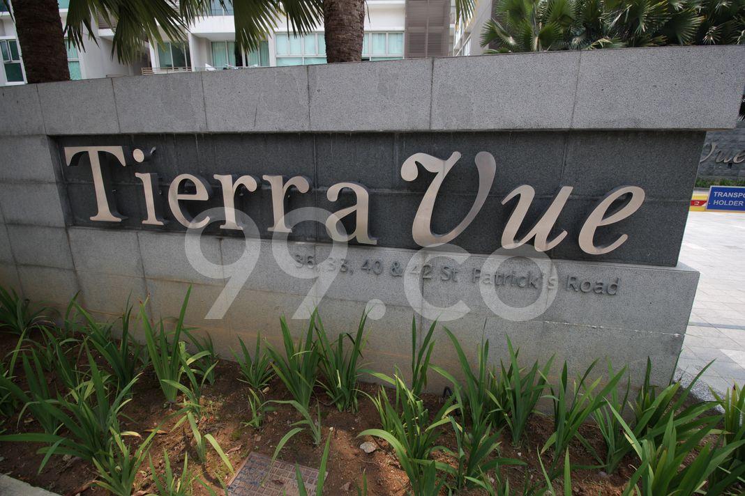 Tierra Vue  Logo