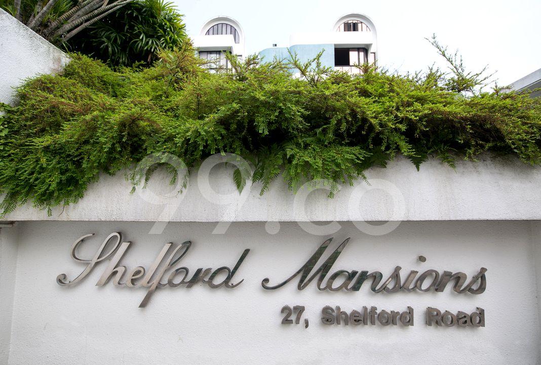 Shelford Mansions  Logo
