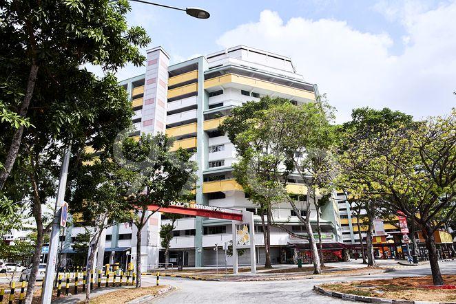 HDB-Potong Pasir Block 120 Potong Pasir