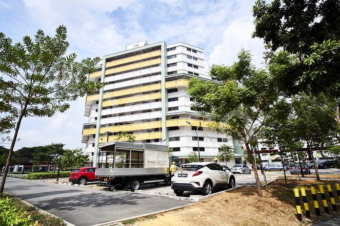 HDB-Potong Pasir Block 119 Potong Pasir