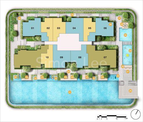 Level 2 - 50m Pool