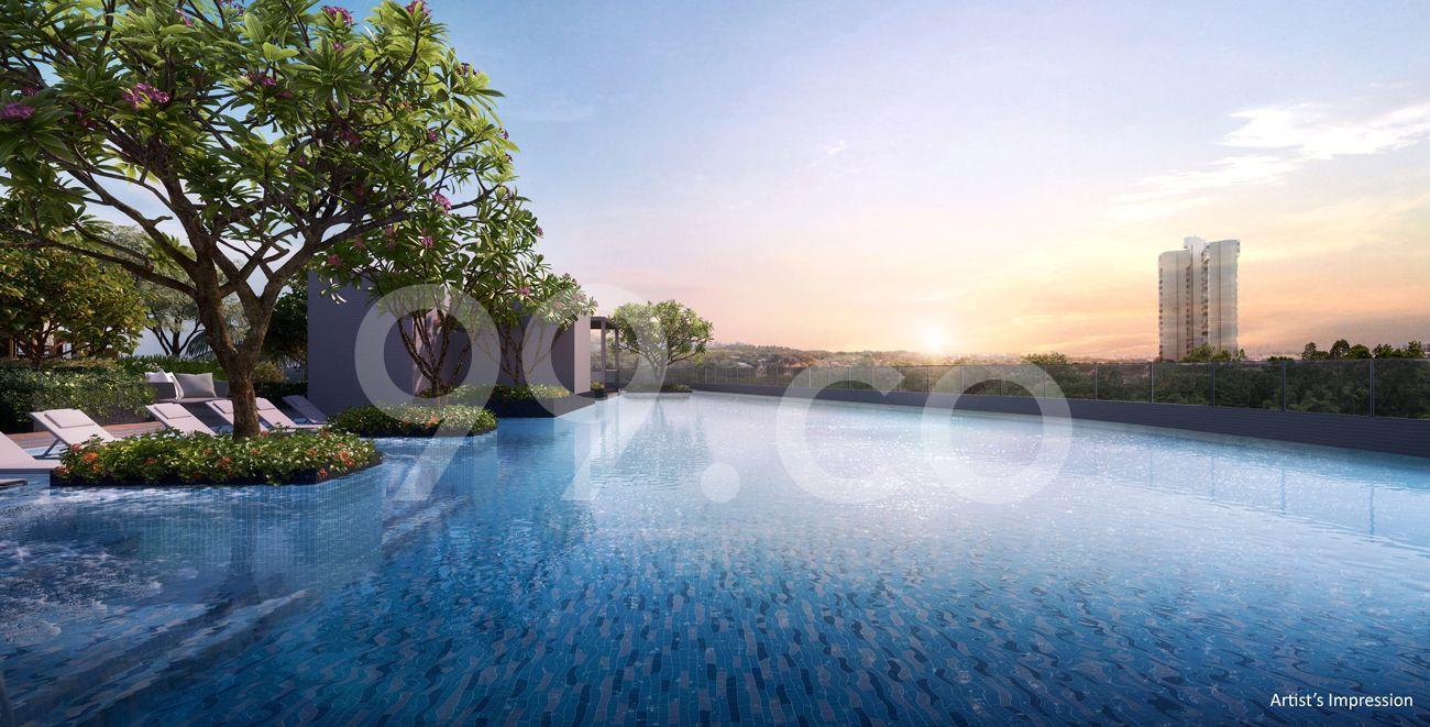 The Linq @ Beauty World Pool