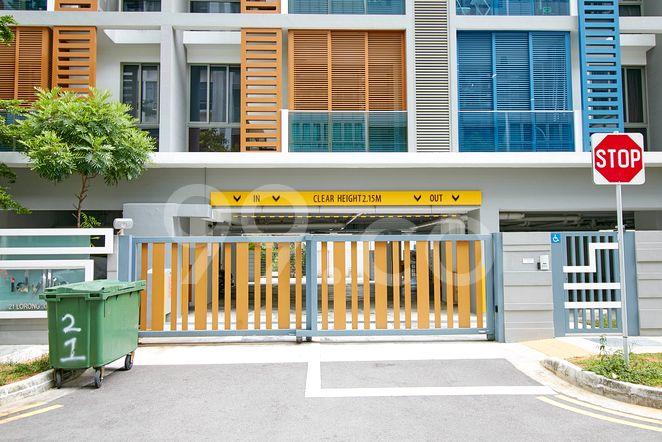 Idyllic Suites Idyllic Suites - Entrance