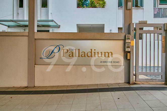 The Palladium The Palladium - Logo