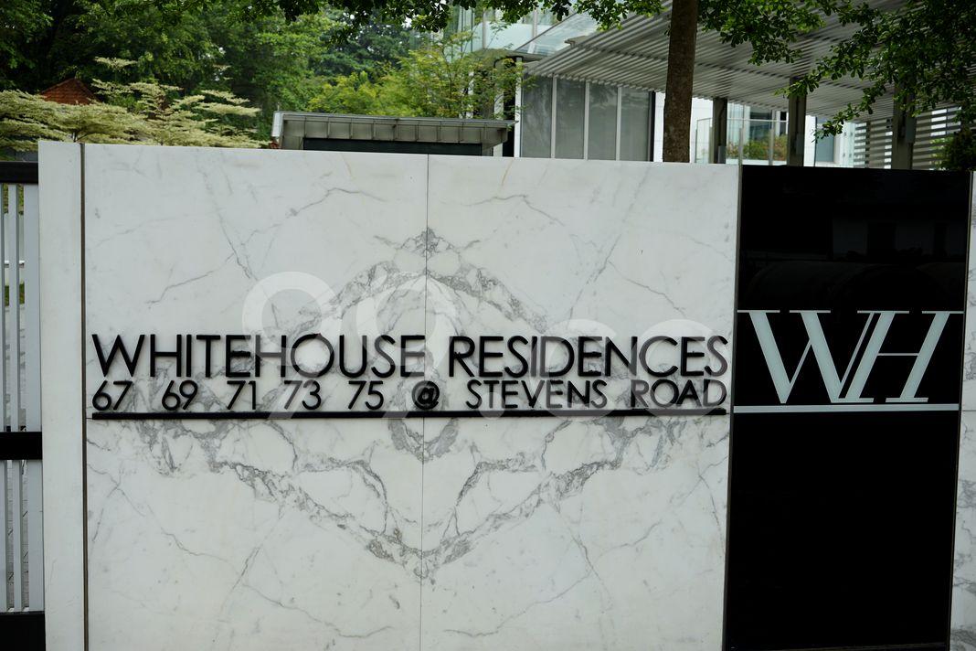 White House Residences  Logo