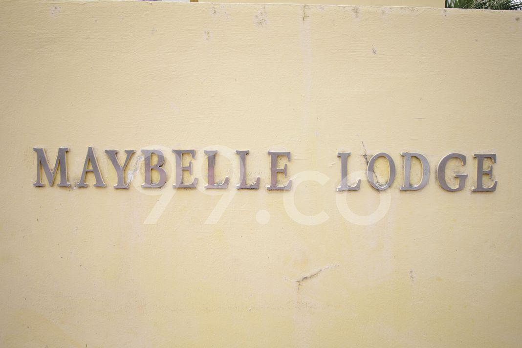 Maybelle Lodge  Logo