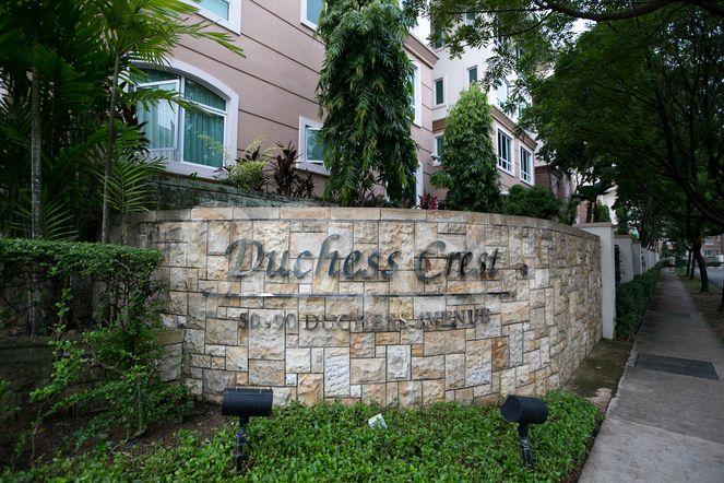 Duchess Crest Duchess Crest - Logo